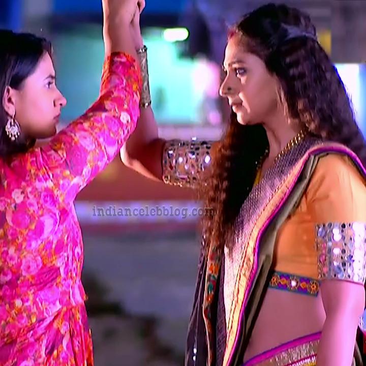 Vidhi pandya hindi tv actress udaan S4 2 hot sari caps