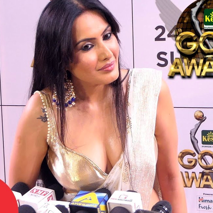 Kamya-punjabi-in-sari-kesh-king-gold-awards-2018_6