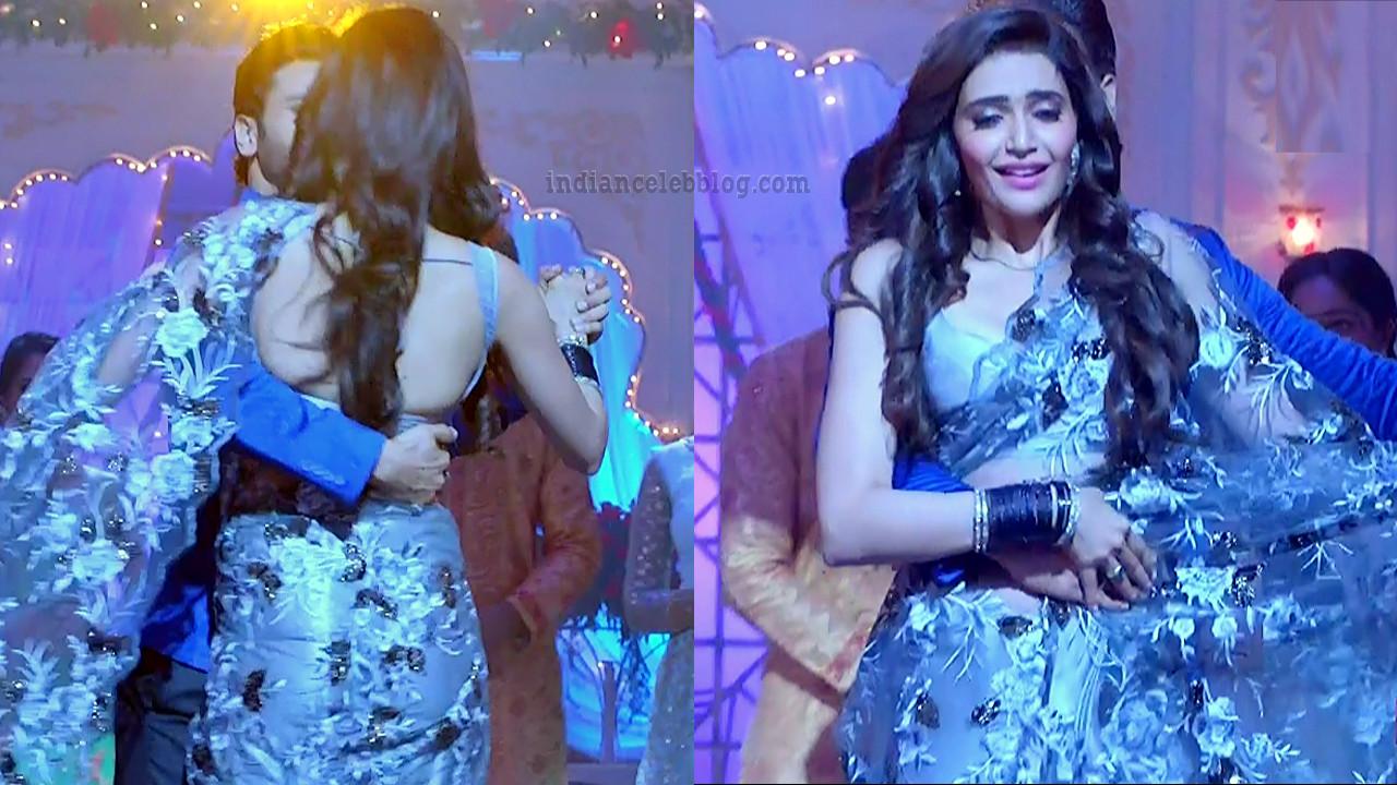 Karishma tanna qayamat ki raat tv actress s1 1 saree pics