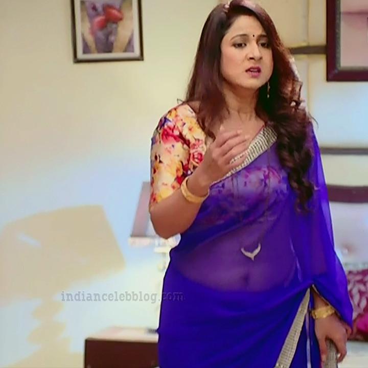 Keerti gaekwad Sasural simar ka TV serial S1 4 saree pic