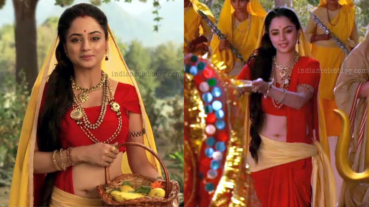 Madirakshi mundle Siya ke ram actress CTS3 2 pic