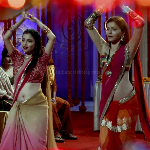 Rubina dilaik shakti astitva tv actress S7 12 hot saree pics