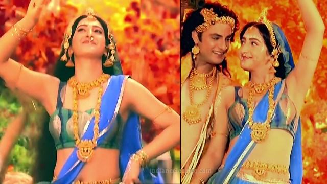 Shivya pathania Hindi TV Radha krishn 3 Pics
