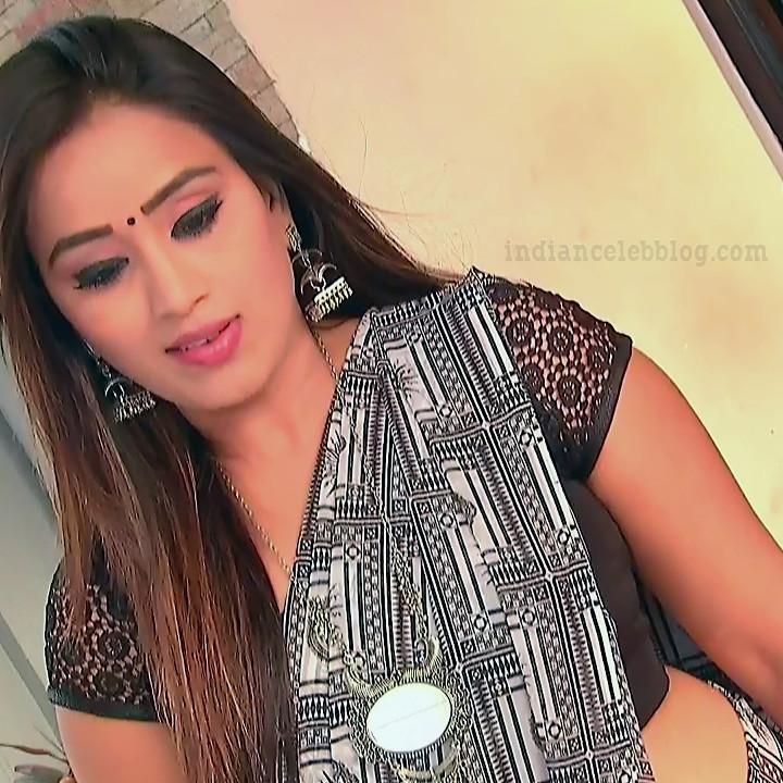 Telugu TV serial actress MscC5 8 saree photo