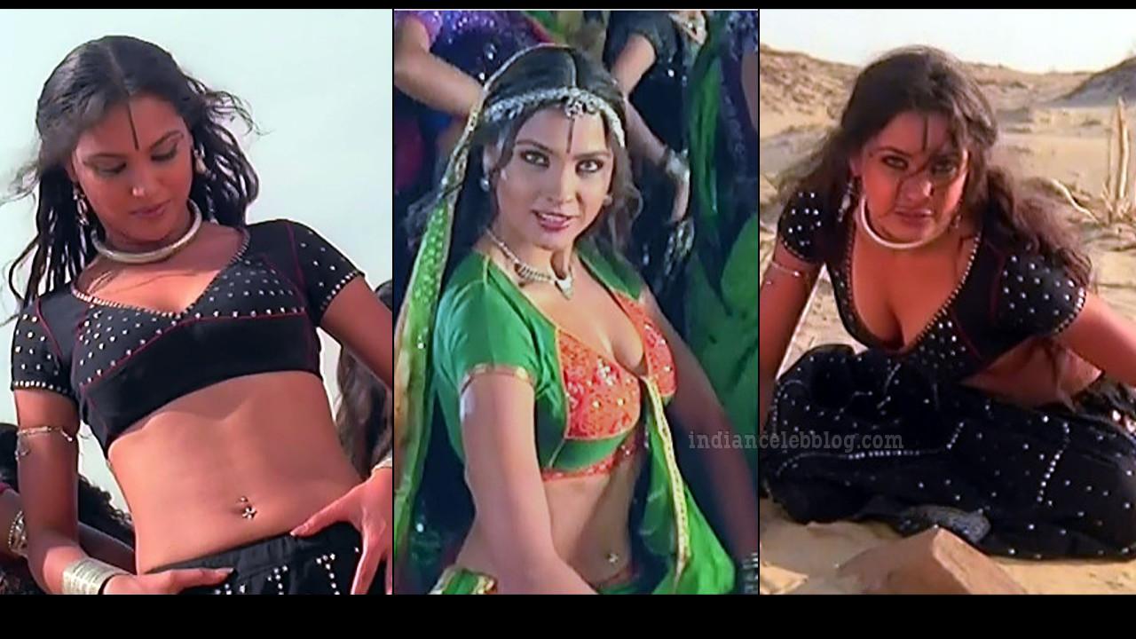 Lara Dutta Mumbai se aaya mera dost hot song caps