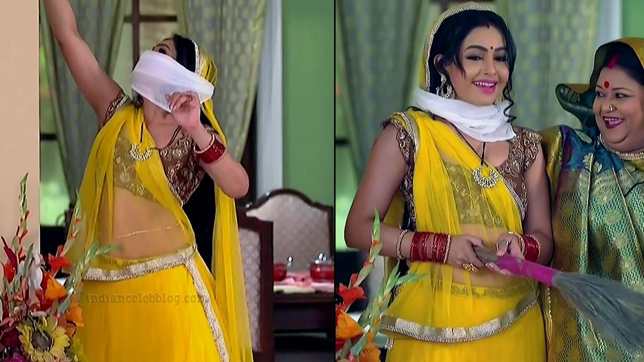 Shubhangi atre hindi tv actress Bhabhiji S4 10 sari pics