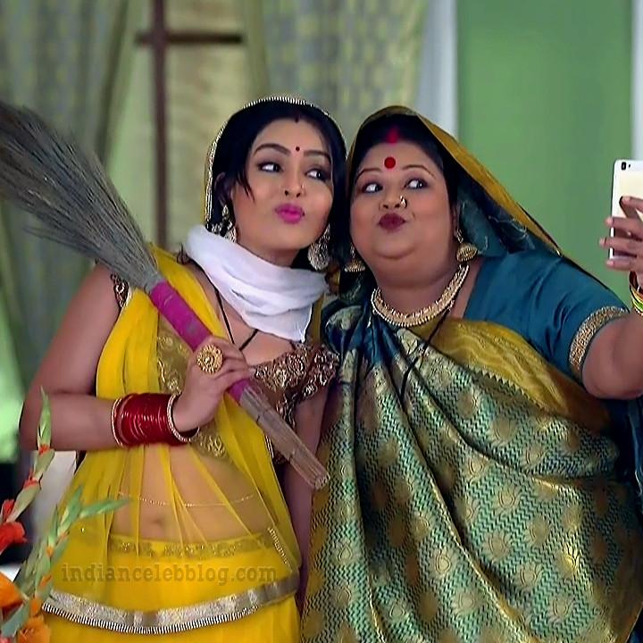 Shubhangi atre hindi tv actress Bhabhiji S4 11 sari photo