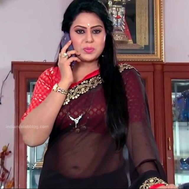 Tina naidy telugu serial actress swathi chinukulu s1 3 saree pics