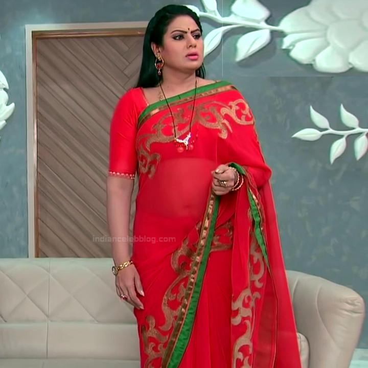 Tina naidy telugu tv actress swathi chinukulu s1 8 saree photo