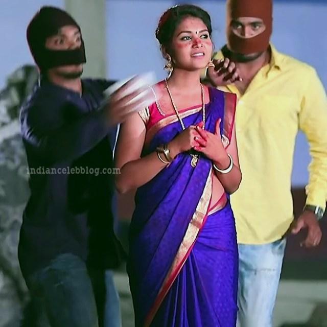 Amulya Gowda Kamali kannada serial actress S1 14 pic