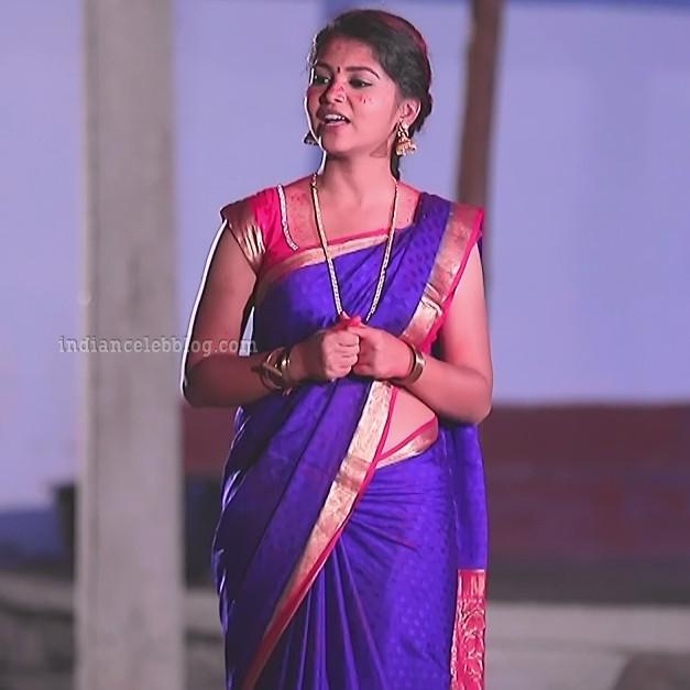 Amulya Gowda Kamali kannada serial actress S1 17 photo