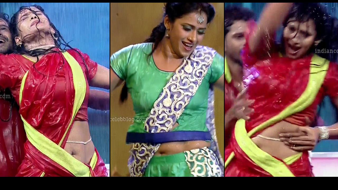 Bhavana Telugu TV anchor reality dance S1 28 thumb