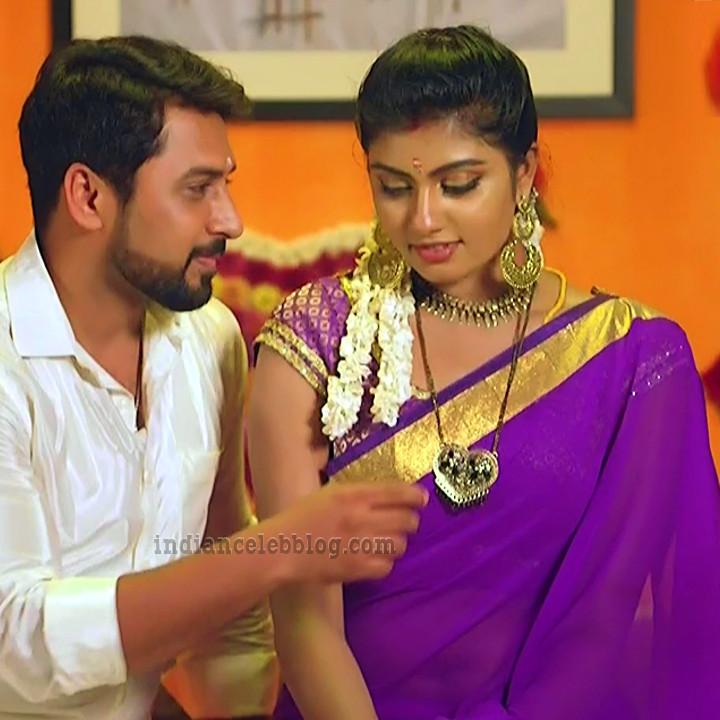 Nakshatra srinivas Maya tamil serial S2 17 hot pic