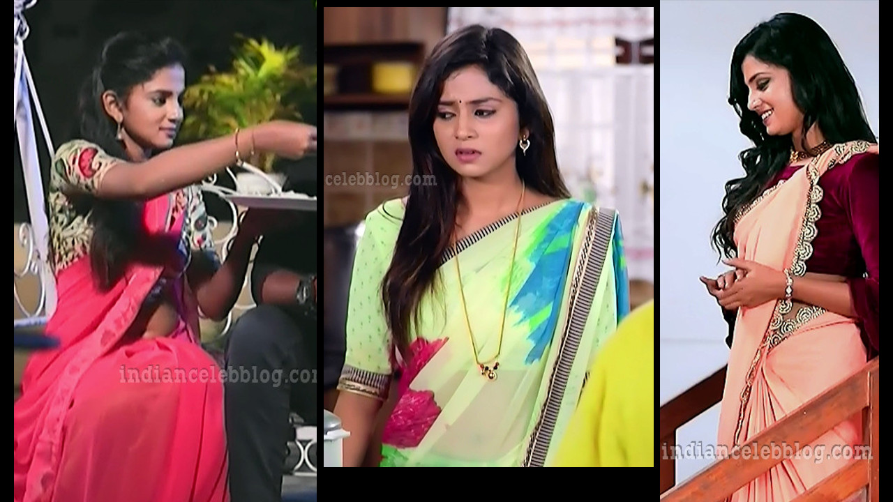 Raksha gowda Putmalli serial actress S2 17 thumb