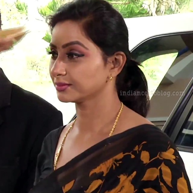 Rani tamil tv actress RangaVS1 8 hot saree photo