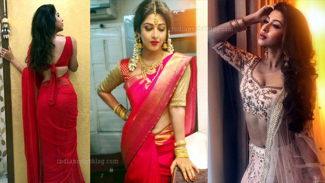 TV actress Sonarika Bhadoria hot pics gallery