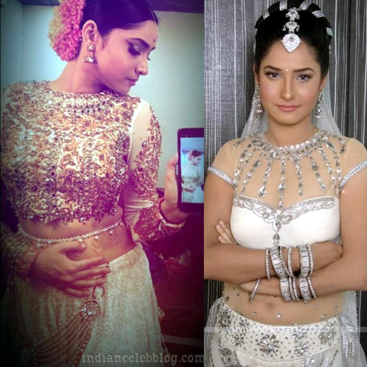 Ankita lokhande hindi tv actress CTS2 1 hot glamour pic