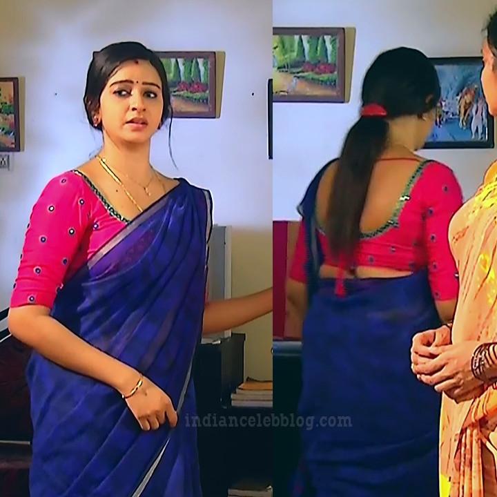 Divya ganesh tamil tv actress sumangali S6 10 saree pics