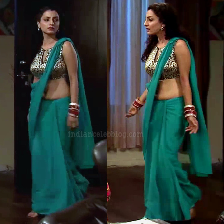 Isha sharma hindi tv actress JamaiRS1 4 saree pics