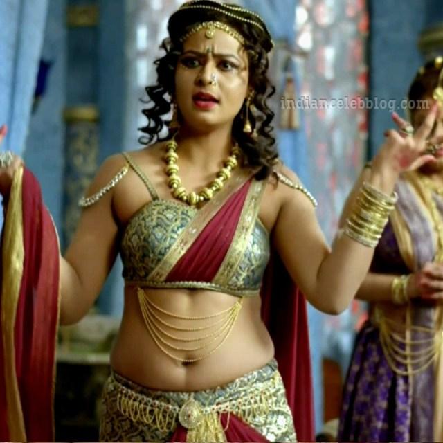 Meghana gowda tv actress swarna khadgam S1 2 hot photo