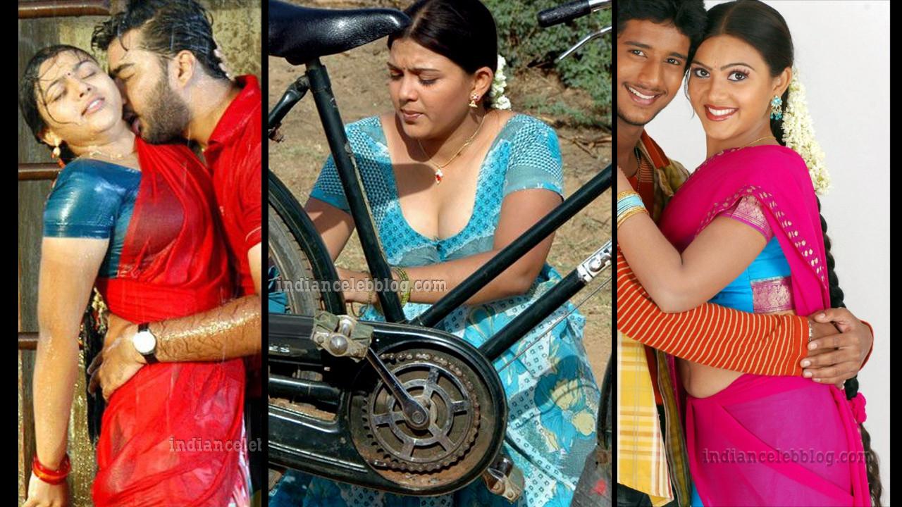 Shwetha Bandekar Chandralekha tamil serial actress hot movie stills