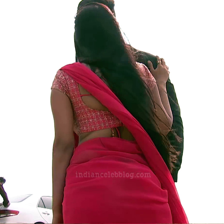 Shagun ajmani Jamai raja serial S1 10 hot saree photo