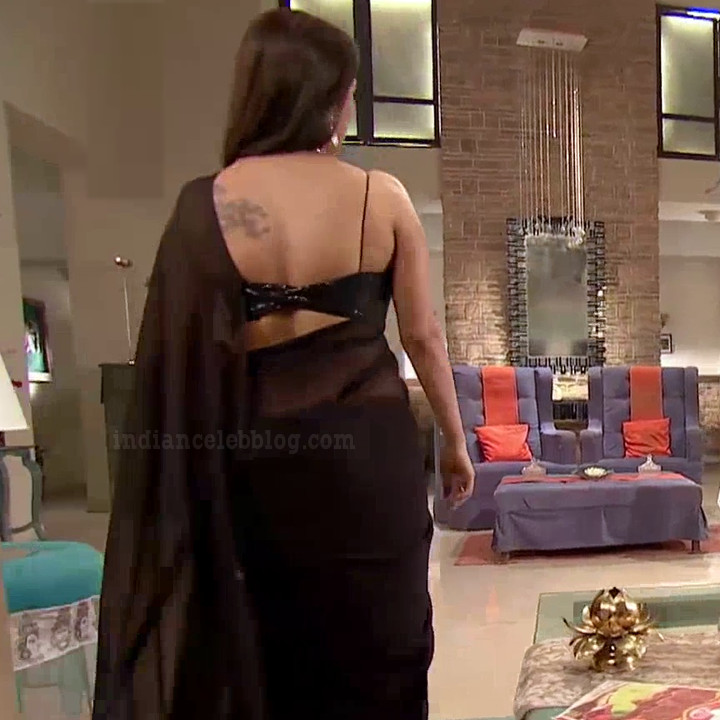 Shagun ajmani Jamai raja serial S1 7 hot saree photo
