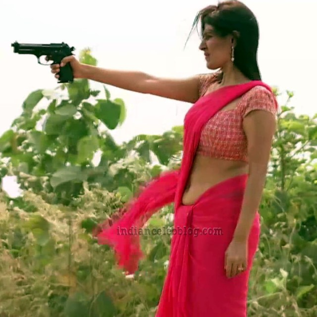 Shagun ajmani Jamai raja serial S1 8 hot saree photo
