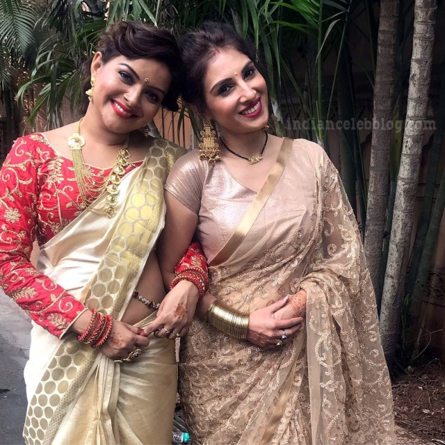 Shilpa Raizada Hindi TV actress CTS1 10 hot saree photo