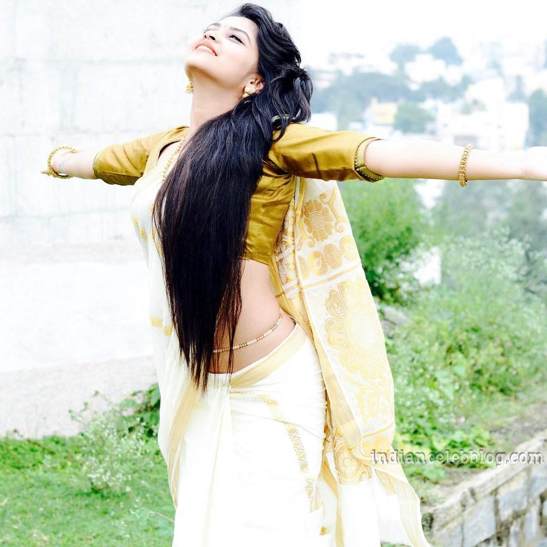 Amulya gowda kannada tv actress CTS1 5 hot photo