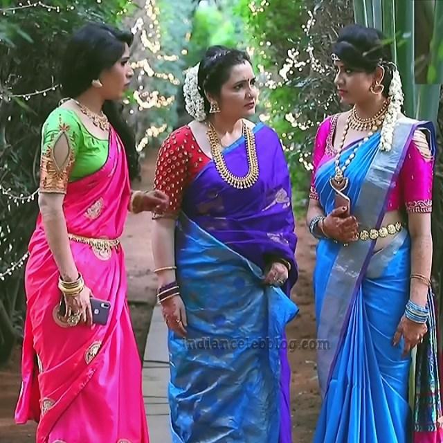 Ankitha Seetha vallabha serial actress S1 4 hot photo