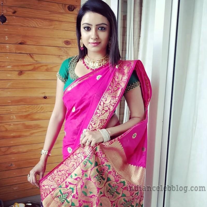 Nisha krishnan Tamil tv actress CTS1 5 hot photo