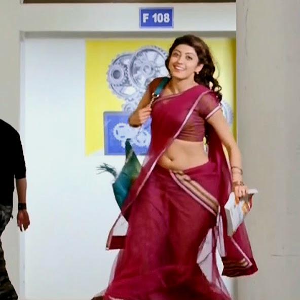 Pranitha subhash navel show from Rabhasa S1 4 hot pic