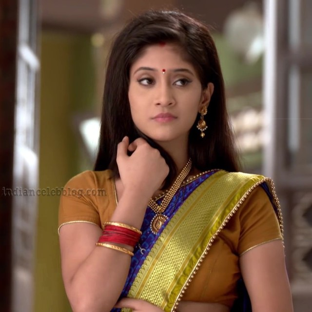 Shivangi joshi begusarai hindi serial S4 3 saree photo
