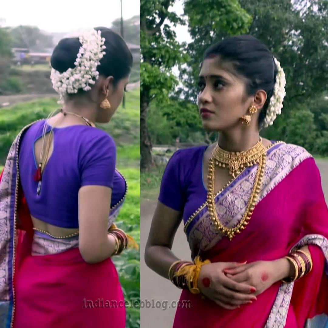 Shivangi joshi begusarai hindi serial S4 8 saree photo