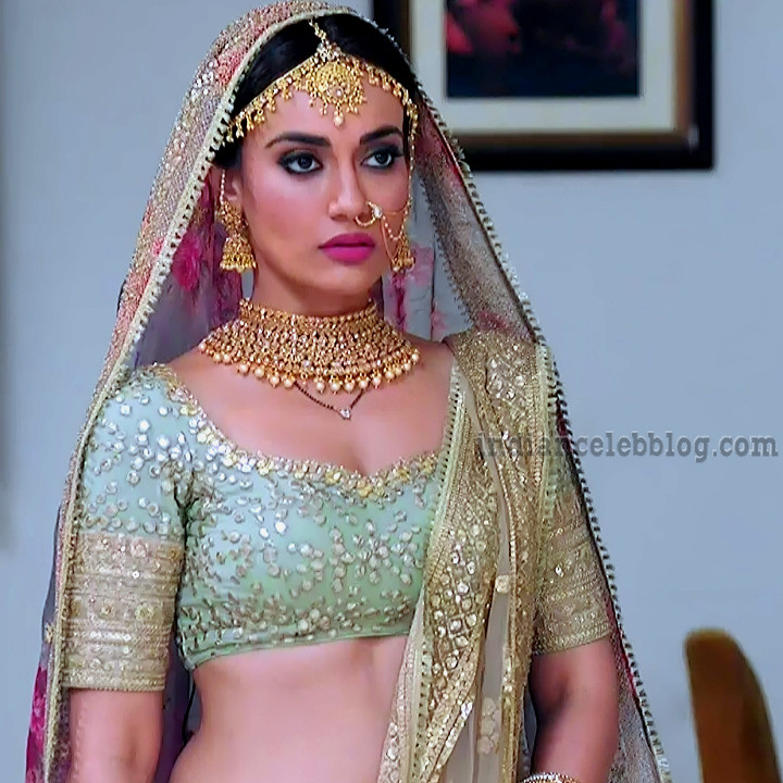 Surbhi Jyoti Naagin 3 S10 4 hot photo