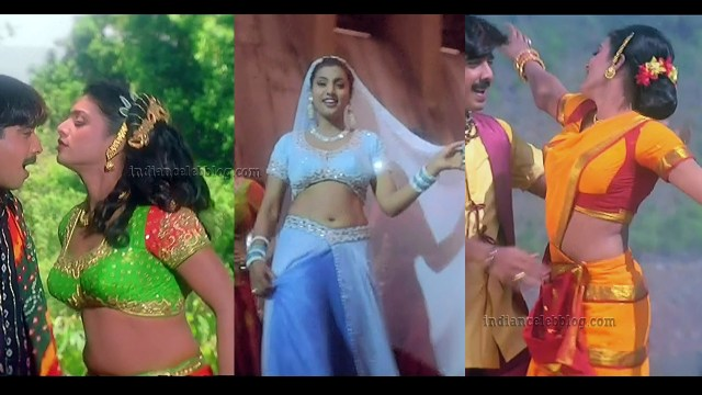 Roja Prema pallaki telugu movie S1 32 hot song caps