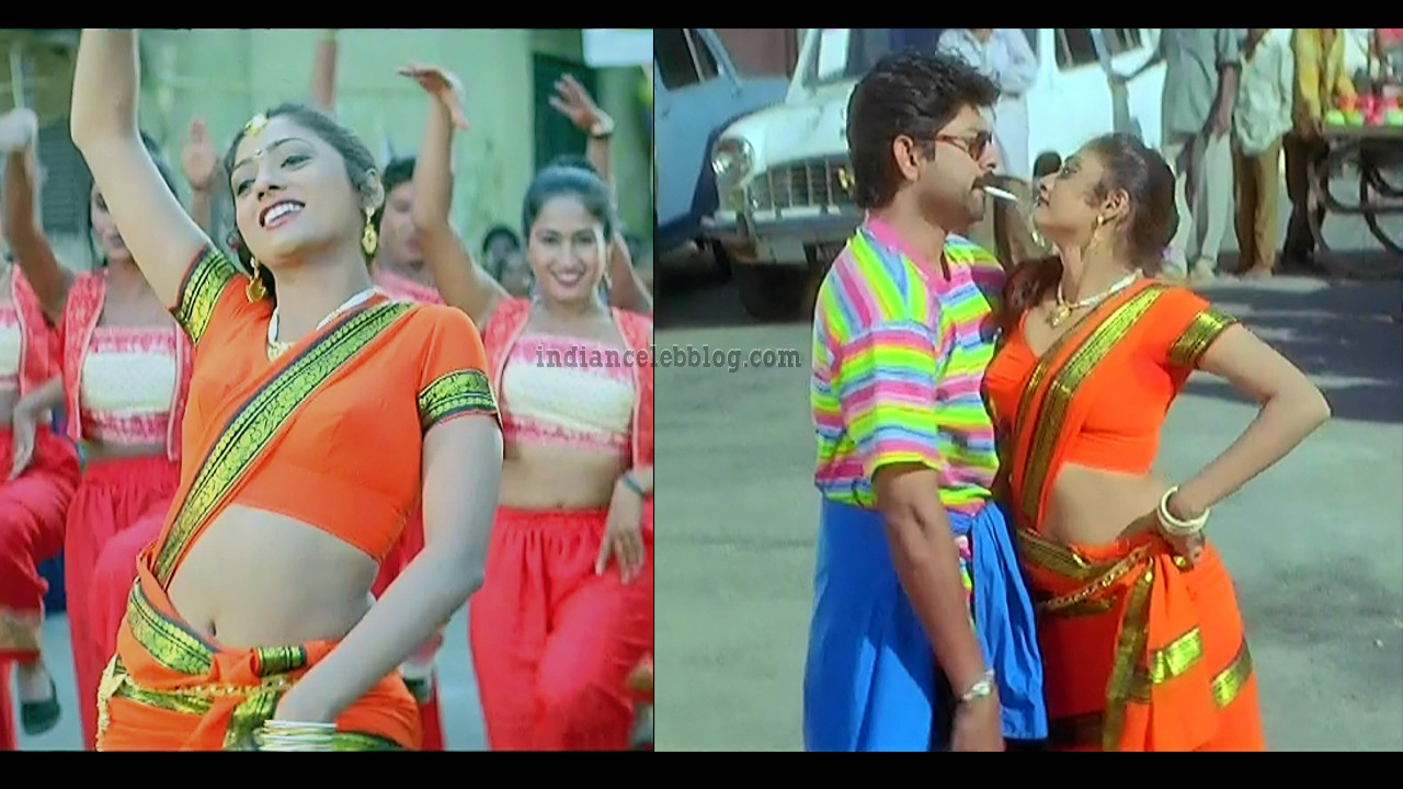 Sunitha varma telugu song caps from manasulo maata