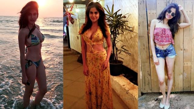 Aaditi pohankar hot glamour pics S1 38