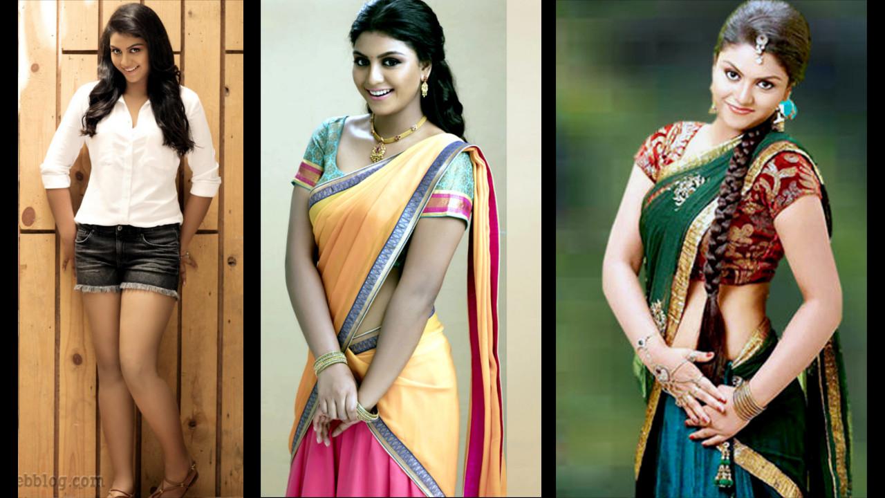 Aaradhya telugu actress Anjali's sister hot Pics