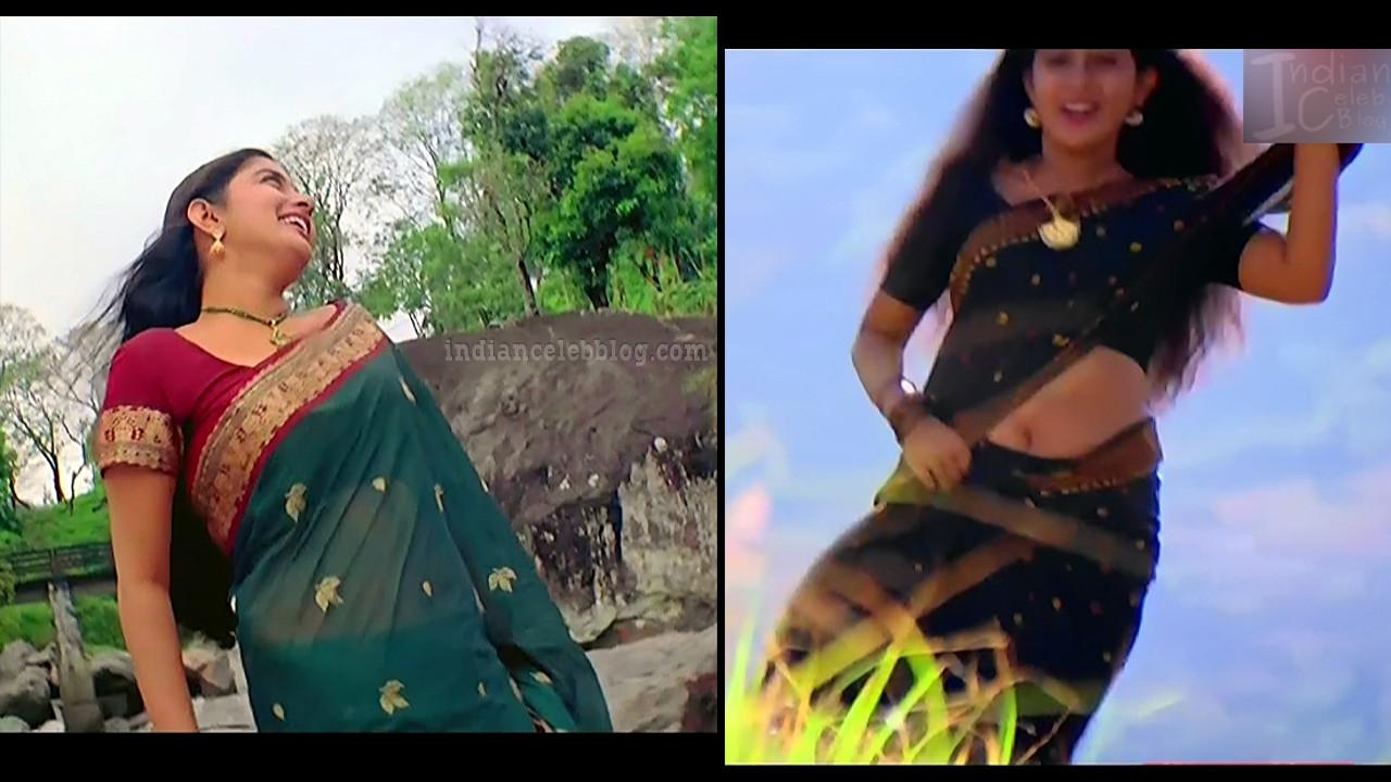 Meera Jasmine Navel show song caps  from Rasathanthram