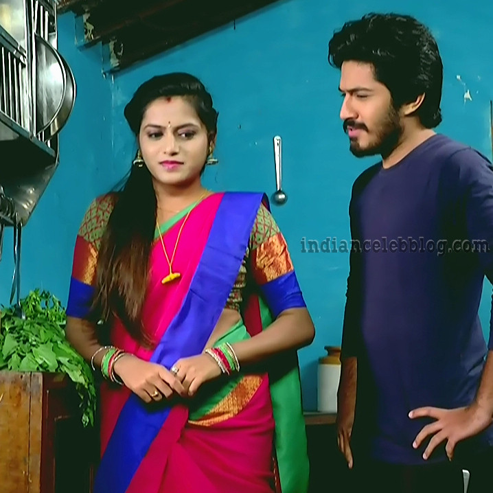 Deepika aradhya kannada tv Bili hendthi S1 2 hot sari caps