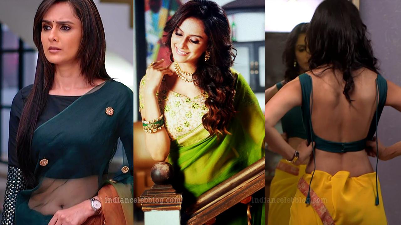 Niyati joshi hindi tv actress hot saree pics
