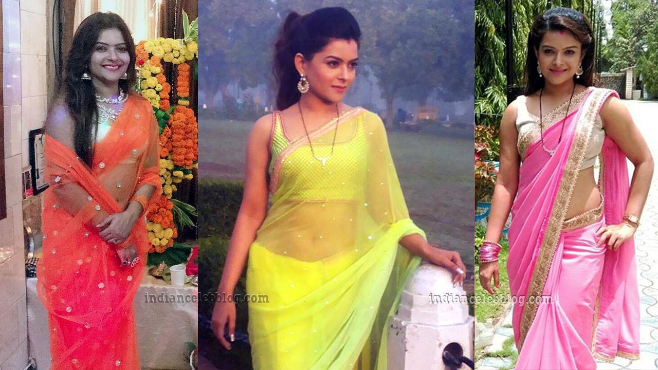 Shilpa Raizada hindi tv celebrity hot saree photos