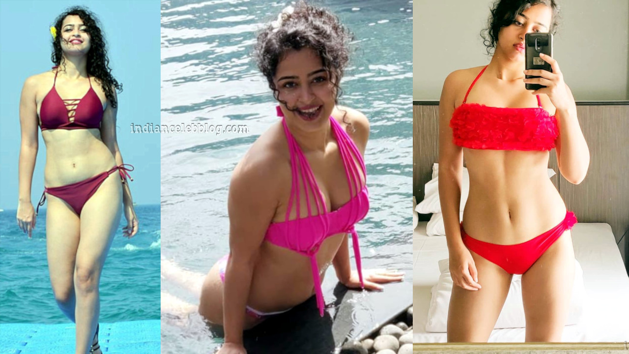 Anketa maharana telugu actress hot bikini photos