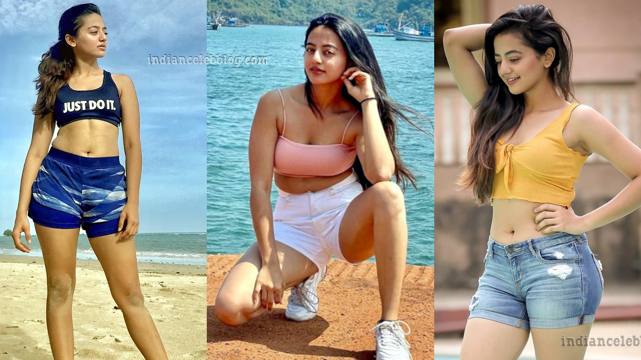 Helly shah hindi tv celeb hot legs thighs show social media pics