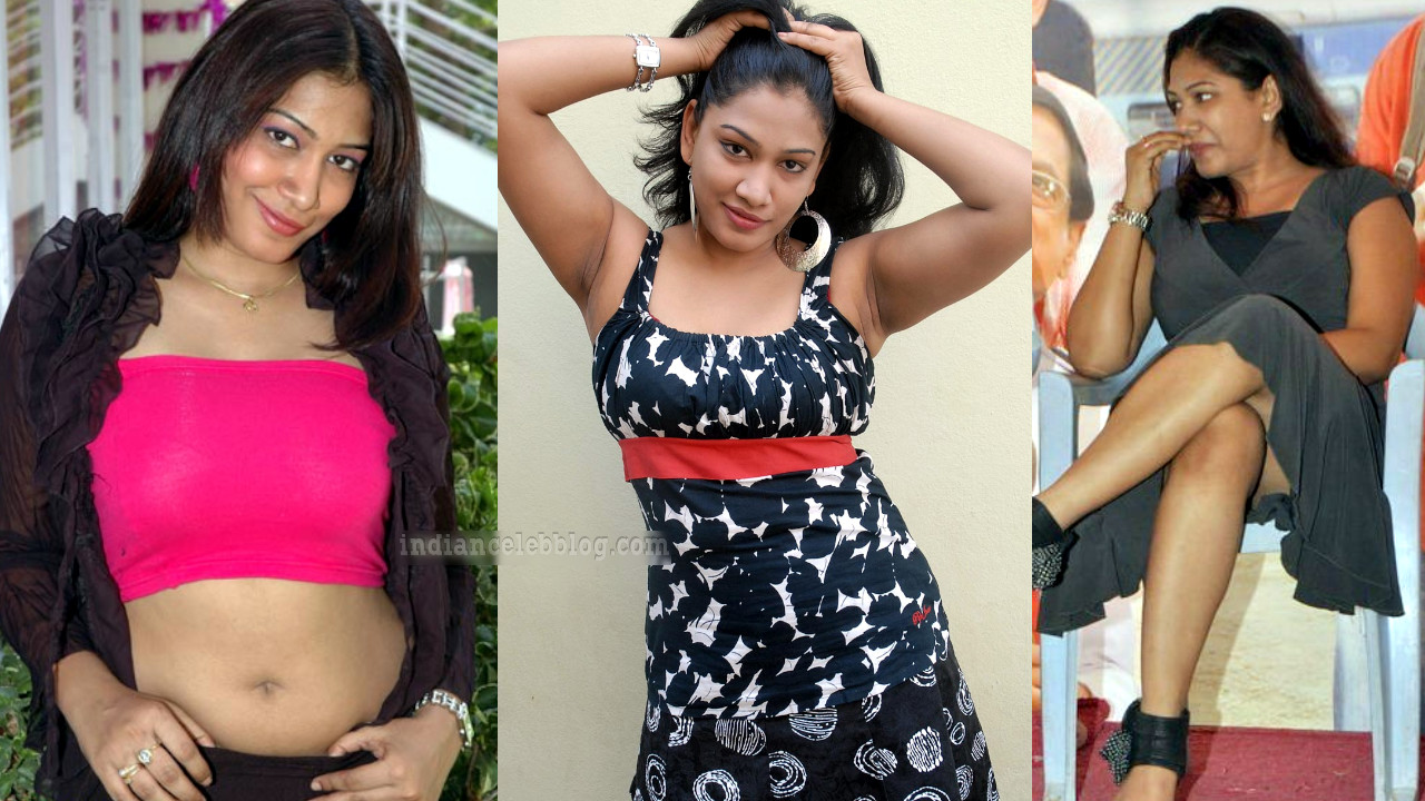 Kalpana chowdary hot legs armpit show in minidress event pics