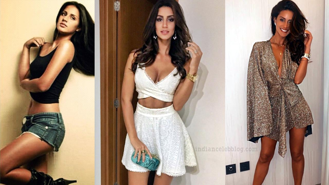 Larissa bonesi model indian film actress hot spicy image gallery