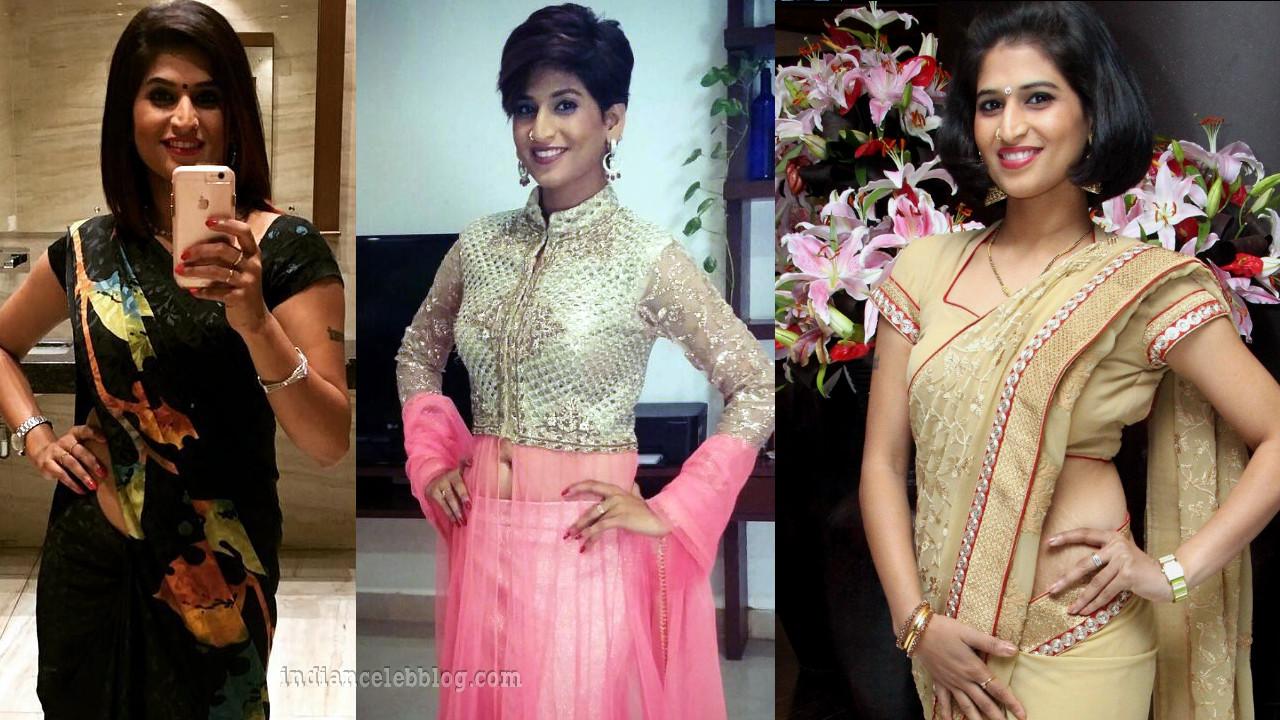 Vijaya tupurani zumba instructor hot saree photos