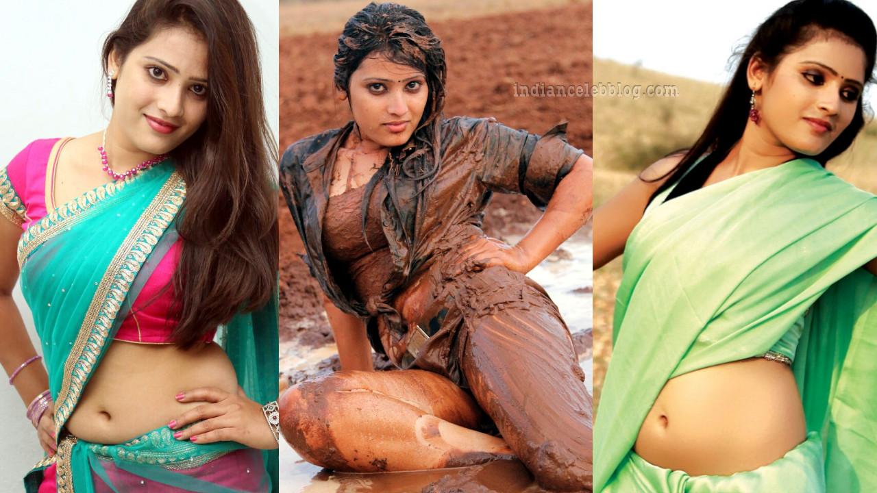 Anusha parada telugu actress hot navel spicy image gallery